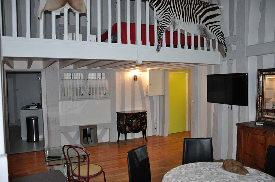 Taverne Saint Amant - Appart-Hotel - Photo 2